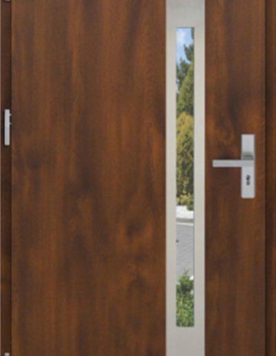 MIKEA Drzwi do domów - Linia Prima Thermo 1