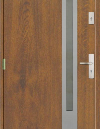 MIKEA Drzwi do domów - Linia Prima Thermo 3