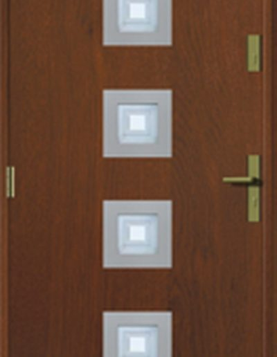 MIKEA Drzwi do domów - Linia Prima Thermo 5