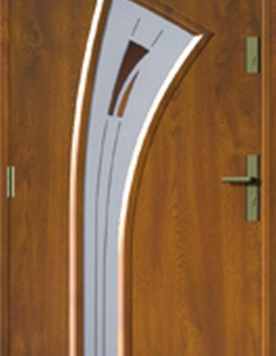 MIKEA Drzwi do domów - Linia Prima Thermo 7