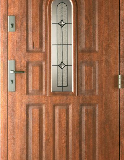 MIKEA Drzwi do domów - Linia Thermika Felc 12