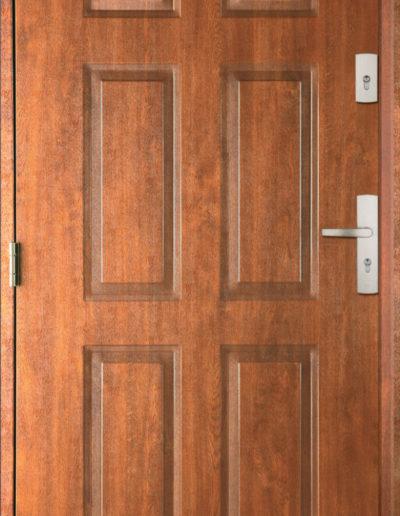 MIKEA Drzwi do domów - Linia Thermika Felc 16