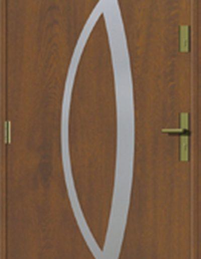 MIKEA Drzwi do domów - Linia Thermika Felc 21