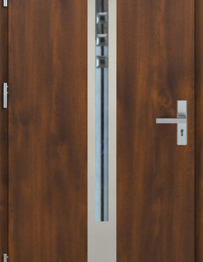 MIKEA Drzwi do domów - Linia Thermika Pasiv 3