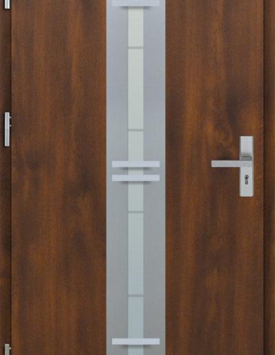 MIKEA Drzwi do domów - Linia Thermika Pasiv 8