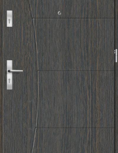 MIKEA Drzwi do mieszkań - Linia Otium 10