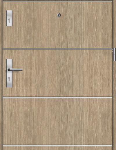 MIKEA Drzwi do mieszkań - Linia Otium 14