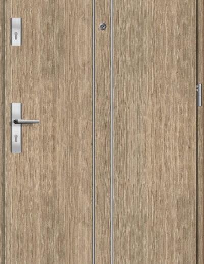 MIKEA Drzwi do mieszkań - Linia Otium 15