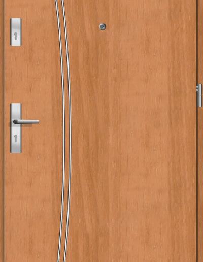 MIKEA Drzwi do mieszkań - Linia Otium 20