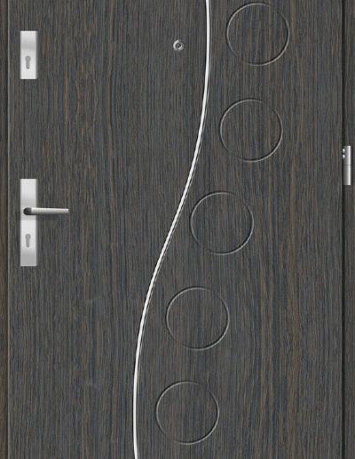 MIKEA Drzwi do mieszkań - Linia Otium 21
